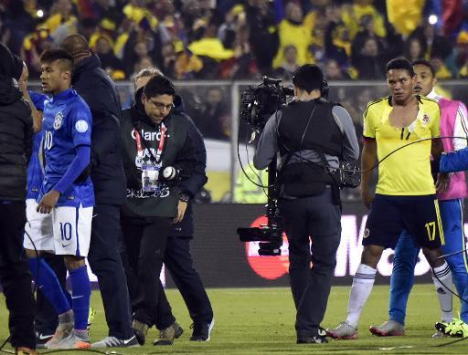 Copa America: Neymar abandonne à nouveau le Brésil