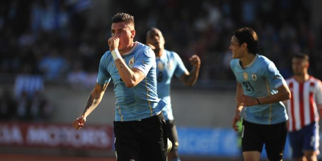 L'Uruguay et le Paraguay voyagent tous deux en quarts
