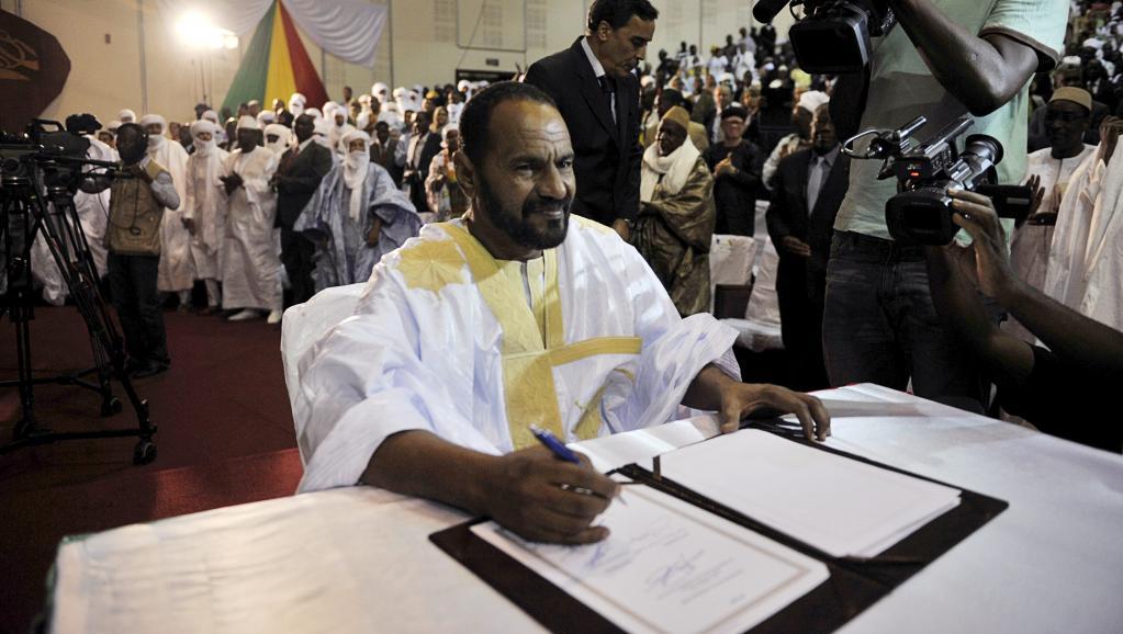 L'accord de paix pour le nord du Mali officiellement ratifié