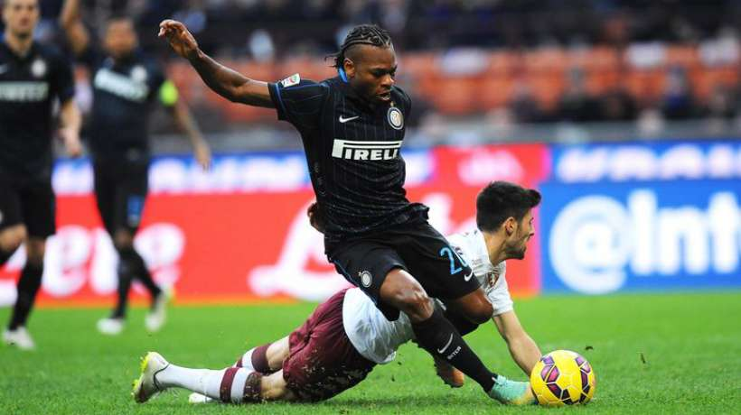 L'OM et l'Inter ont parlé de Joel Obi