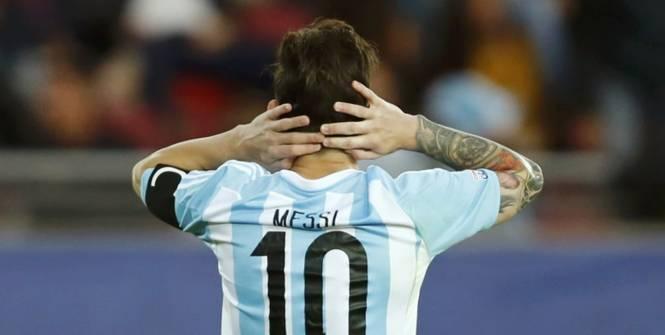 Copa America : Messi contrarié pour Neymar