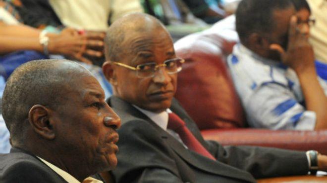 Reprise du dialogue en Guinée