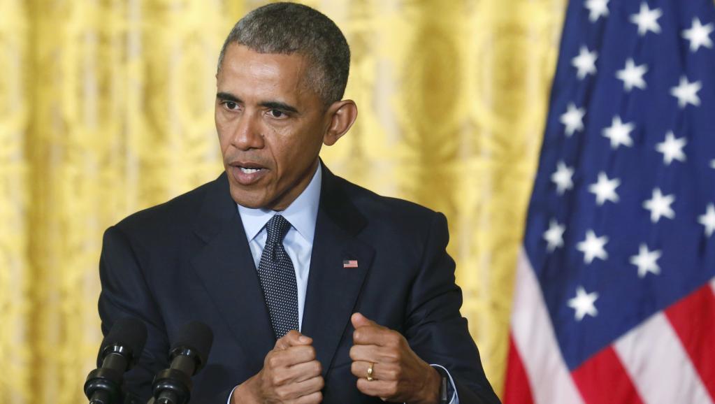 Le président américain Barack Obama se rendra en Ethiopie fin juillet après une visite au Kenya. REUTERS/Jonathan Ernst