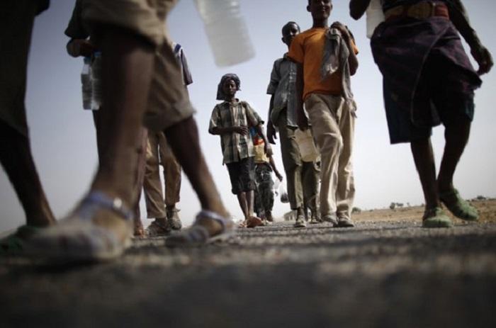 Chassés d'Europe, indésirables en Afrique