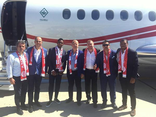 Mercato: Samuel Eto'o est arrivé en Turquie pour s'engager avec Antalyaspor !