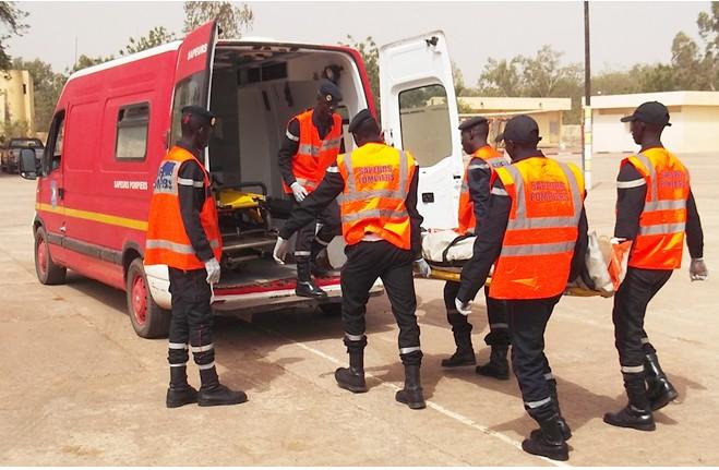 Mort du sapeur-pompier Cherif Ndao : le dossier sur la table du doyen des juges