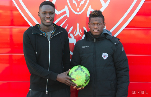 """Dijon: Dall'oglio parle de Sané et Thiam : """" Deux jeunes aux progrès très intéressants"""""""