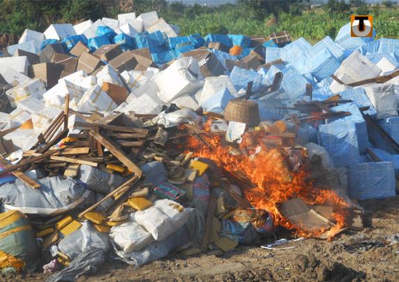 Journée internationale contre la drogue: le Sénégal au cœur de la production et la consommation