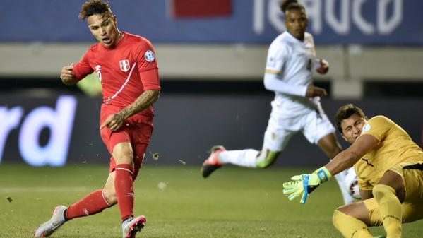 Copa America : le Pérou rejoint le Chili en demi-finale
