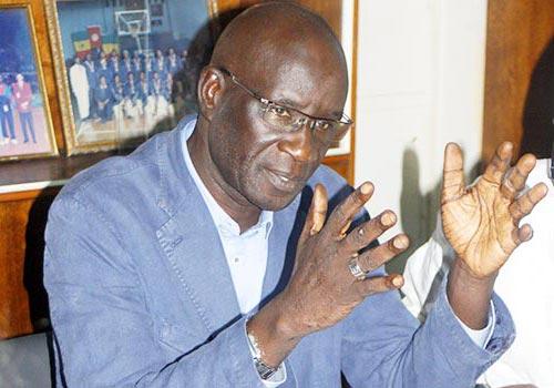 Serigne Mboup sur l'élection du président de la FSBB: «Les textes sont impersonnels»