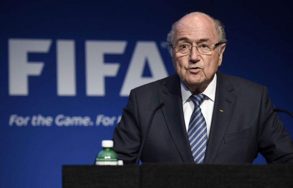 Scandale à la Fifa: «Je n'ai pas démissionné» (Sepp Blatter)