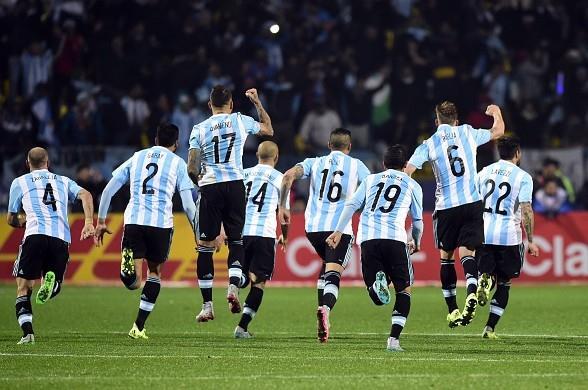 L'Argentine en demi-finale au bout du suspense