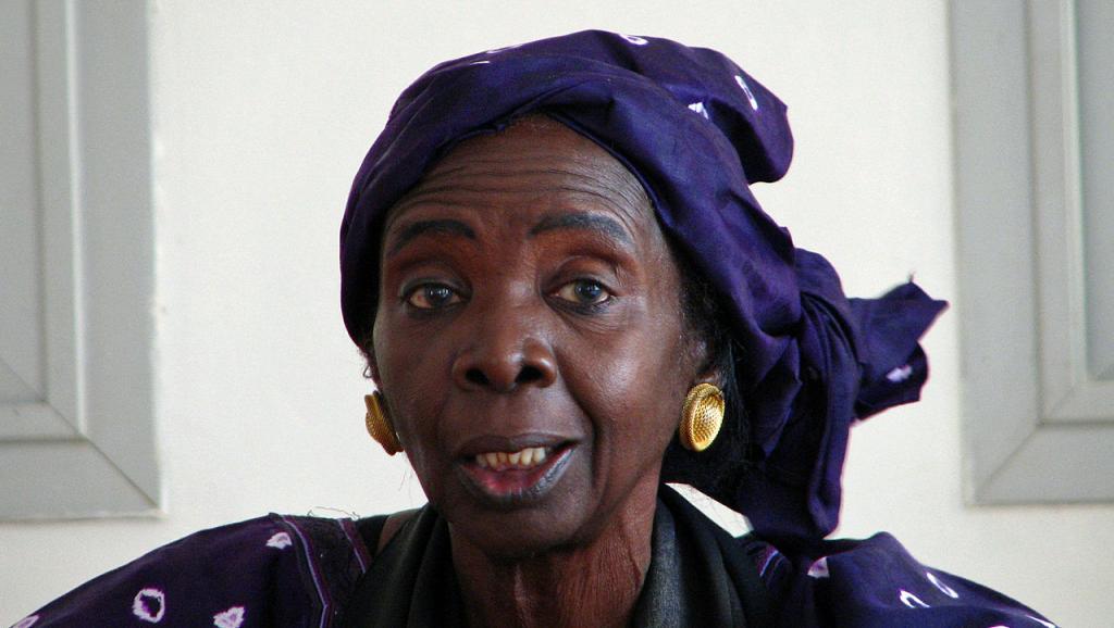 La Sénégalaise Aminata Sow Fall primée par l'Académie Française