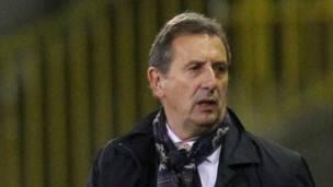 Georges Leekens aura entraîner la Tunisie un peu plus d'un an