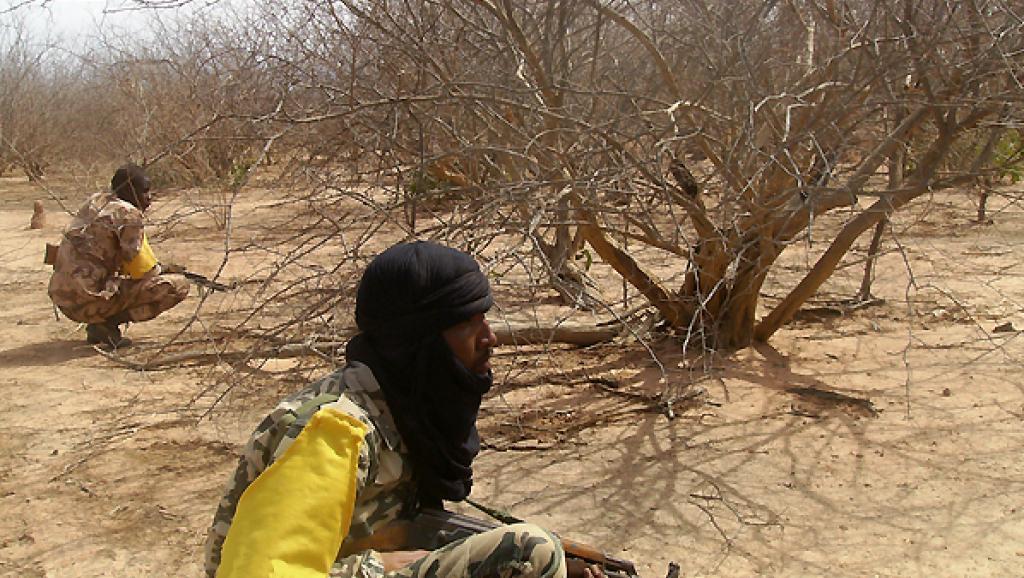 En 2011, des troupes maliennes et mauritaniennes avaient délogé des combattants d'Aqmi de la forêt de Wagadou, où se sont visiblement retranchés les assaillants après l'attaque du 27 juin 2015. © Serge Daniel/RFI