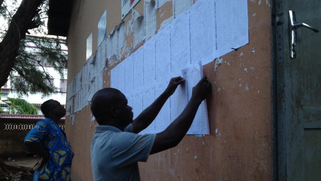 Elections locales au Bénin: jour de vote après deux ans de retard