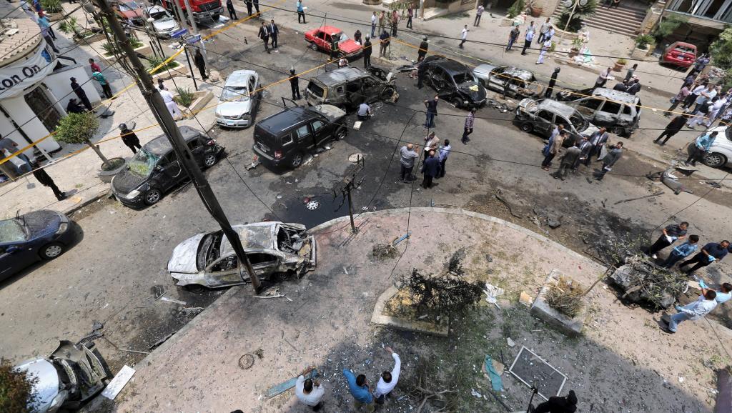Egypte: le procureur général du Caire tué dans un attentat