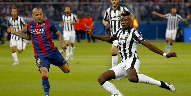 Paul Pogba au Barça en 2016 contre 80 millions d'euros?
