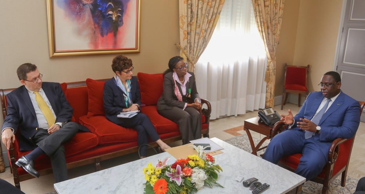 La Banque Mondiale réitère sa volonté d'accompagner le Sénégal dans l'éxécution du PSE