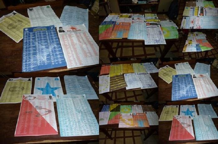Listes électorales : Le Pds accuse l'Apr de fraude.