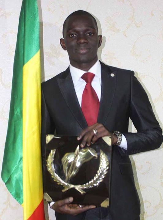 ENA - CFJ : Mouhamadou Ndiaye SARR de l'UGB sort major du concours de la magistrature