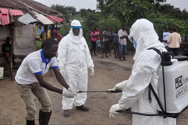 Ebola réapparaît au Liberia, trois mois après le dernier cas