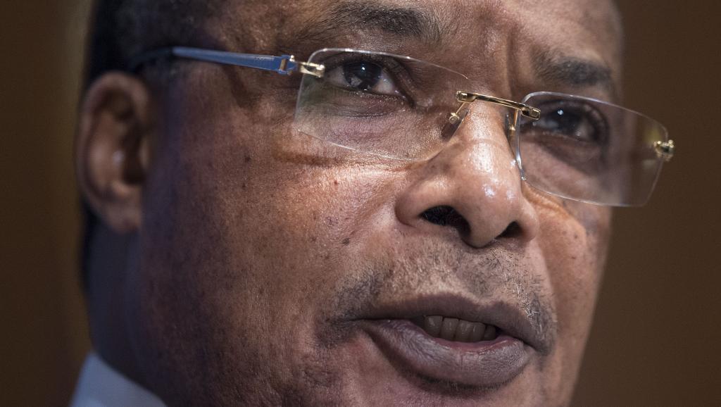 Au Congo-Brazzaville, à peine annoncé, le dialogue national voulu par le président Sassou-Nguesso fait déjà polémique. AFP PHOTO / Jim WATSON