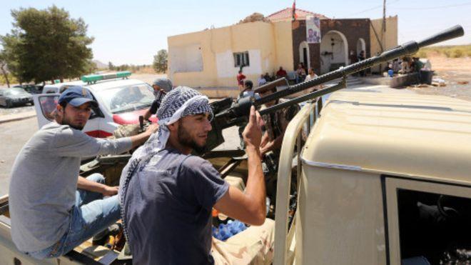 La Libye est en proie à l'instabilité depuis la chute de Kadhafi en 2011.