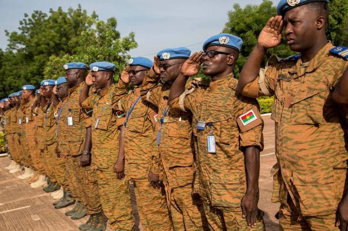 Dernière minute - Cinq Casques bleus burkinabès tués dans une attaque dans le nord du Mali