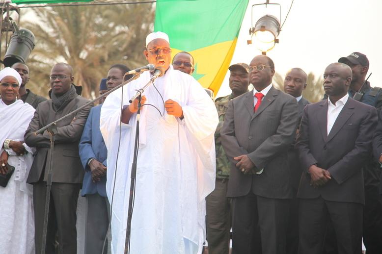 Le Sénégal dans tous les sens