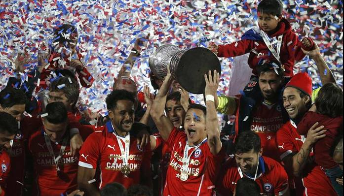 Copa America : Le Chili sacré pour la première fois !