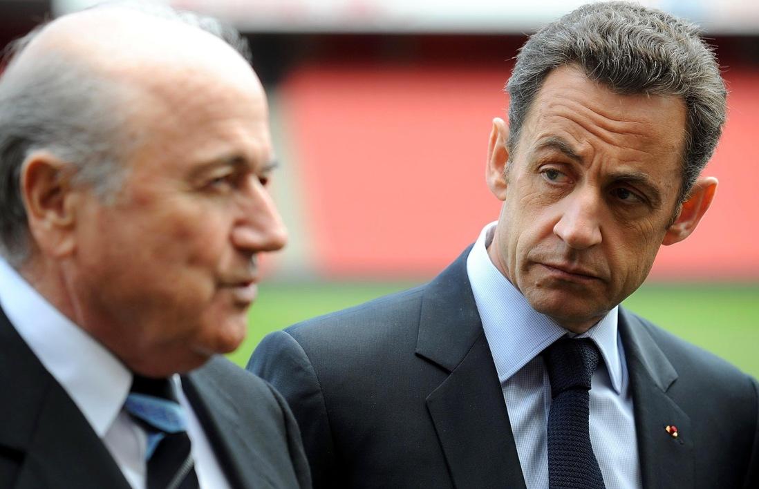 FIFA - Qatar : Quand Blatter accuse Sarkozy