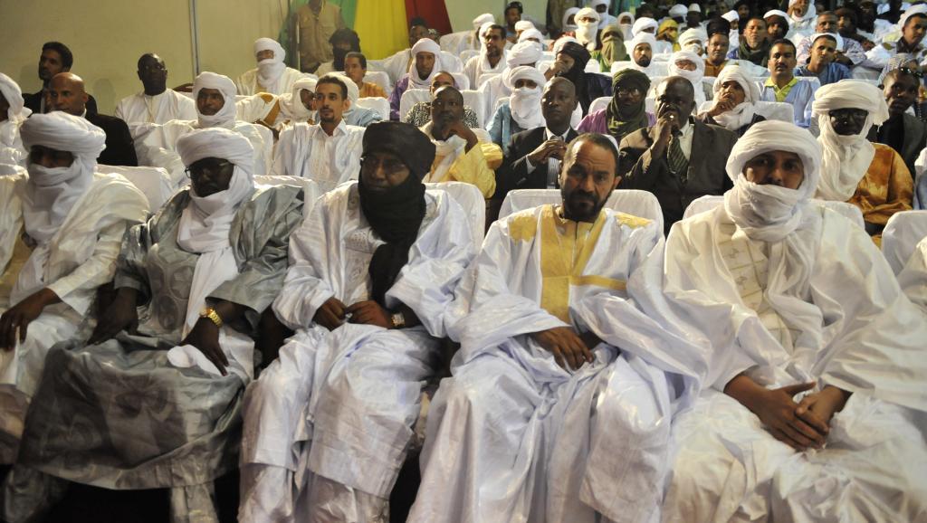 La première réunion du Comité de suivi de l'accord avait notamment été marquée par des désaccords de leadership au sein de certains groupes rebelles. AFP PHOTO / HABIBOU KOUYATE