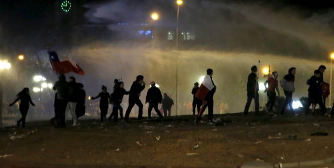 Chili: trois morts après les célébrations de la Copa America