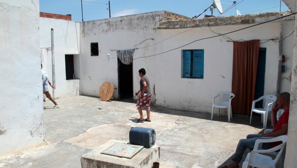 Seifeddine Rezgui, l'auteur de l'attentat de Sousse qui a fait 38 morts, était originaire des environs de Siliana, dans le nord-ouest de la Tunisie. AFP PHOTO / FAWZI DRIDI