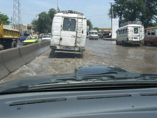 Dakar pourrait enregistrer sa première pluie, cette semaine (prévisionniste)