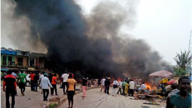 Deux attaques font 44 morts au Nigeria