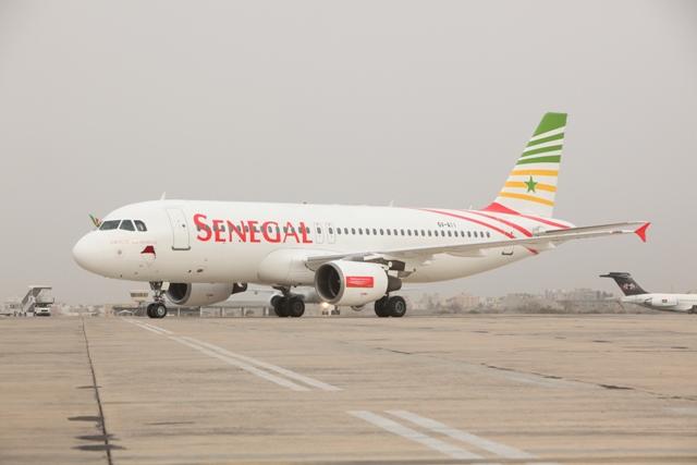 """Le dernier avion qui restait à Sénégal Airlines """" réquisitionné"""" par Abu Dhabi depuis vendredi"""