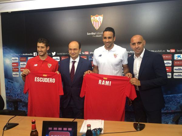 Officiel : Adil Rami rejoint le FC Séville !