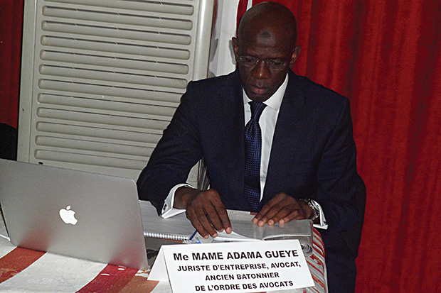 Me Mame Adama Guèye : «Les 19 députés ont eu raison de déposer un recours»