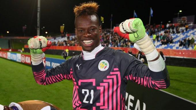 Ibou Sy: «Je ne fais pas de l'équipe nationale A une obsession»
