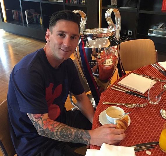 Barcelone : Lionel Messi aurait pris une décision radicale vis à vis de l'Argentine !