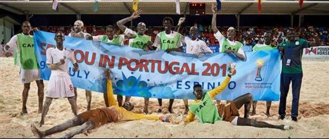 Coupe du monde Beach Soccer : début et des buts en perspective