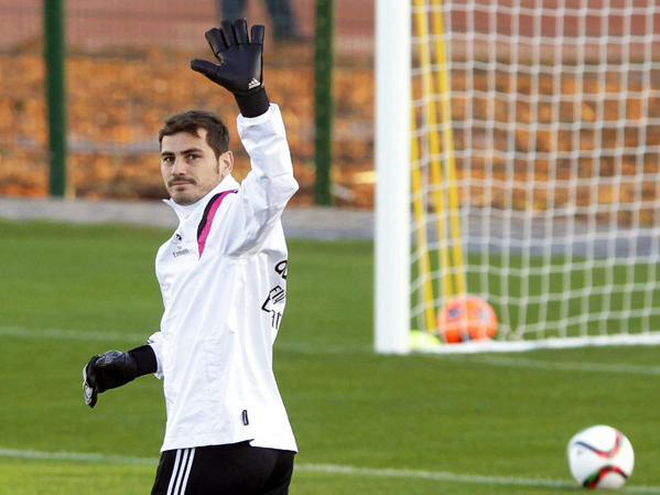 Marca annonce un accord entre le Real et Porto pour Iker Casillas