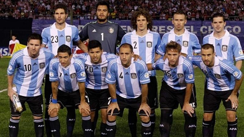 Classement Fifa: l'Argentine détrône l'Allemagne