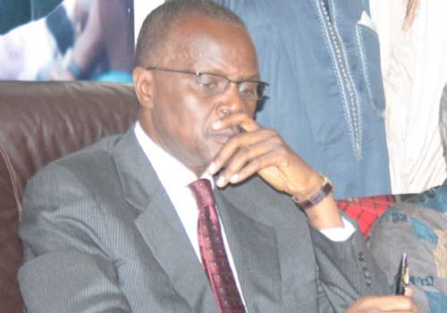 Présidentielle de 2017 : Les jeunes socialistes exigent la démission de Macky Sall.