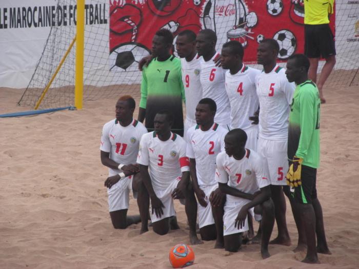 Mondial Beach soccer : Le Sénégal battu d'entrée par l'Argentine (4-3)