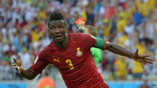 Mercato : Asamoah Gyan officiellement en Chine
