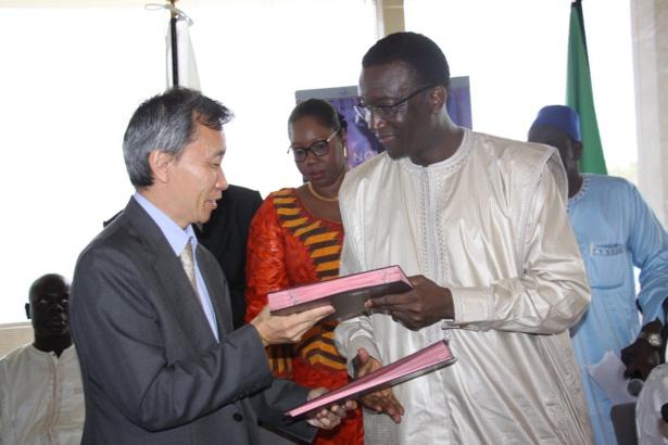 Le Japon accorde au Sénégal un don de 6,600 milliards FCFA pour la construction de salles de classe