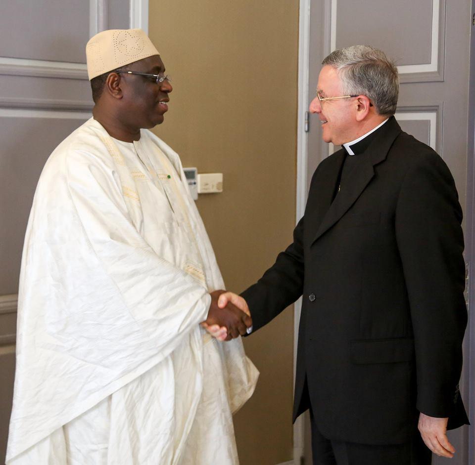 Diplomatie : fin de mission pour l'ambassadeur des Pays-Bas et le Nonce Apostolique au Sénégal